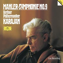 Mahler - Symphony No. 9 : Herbert von Karajan ; Berliner Philharmoniker - 180g 2LP Box Set