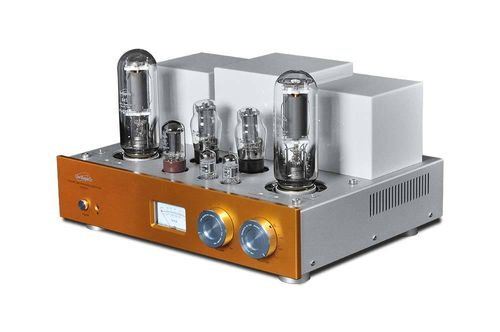 Line Magnetic Audio LM-518IA Single Ended Triode : 845 Integrated Amplifier SET 22wpc