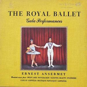 Ernest Ansermet - The Royal Ballet Gala Performances - 2SACD + Booklet Box Set