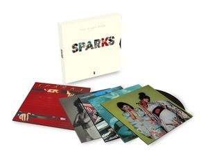 Sparks - The Island Years - 180g 5LP Box Set