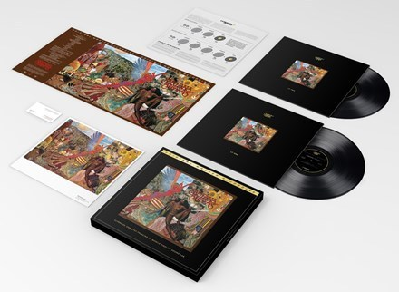 Santana - Abraxas  -  UltraDisc One Step UD1S - 45rpm 180g 2LP Box Set
