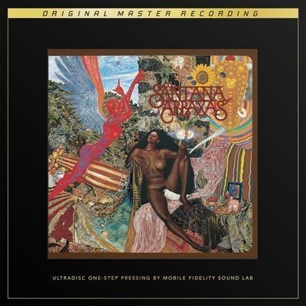 Santana - Abraxas - Ultradisc One Step UD1S - 45rpm 180g 2LP Box Set