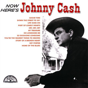Johnny Cash - Now Here's Johnny Cash - LP