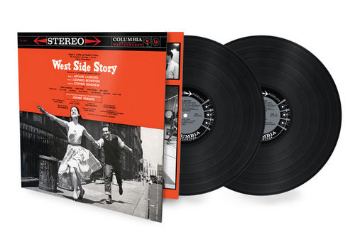 West Side Story - Soundtrack : OST : (Original Broadway Cast) - 180g 2LP