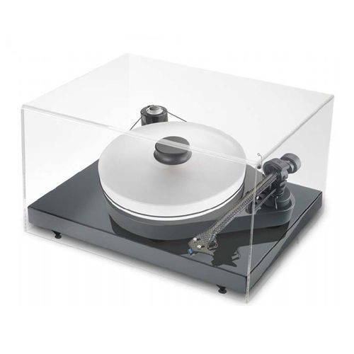 Turntable Acrylic Dustcover + Isolation Platform ProJect Cover-IT2.1 /Ground-IT Deluxe3 (46x36x25cm)