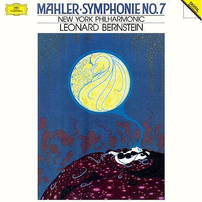 Mahler - Symphony No. 7 - Leonard Bernstein : New York Philharmonic - 180g 2LP Box Set