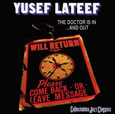 Yusef Lateef - The Doctor Is In  ...And Out - 180g LP