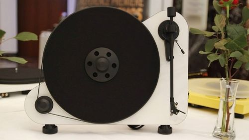 Pro-Ject VT-E  Vertical Turntable - Wall or Table Mounted
