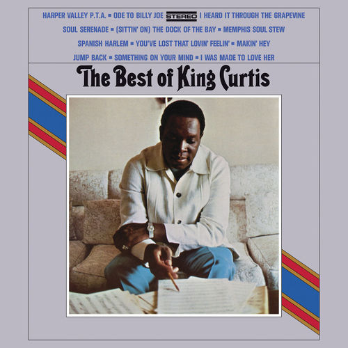 King Curtis - The Best Of King Curtis - 180g LP
