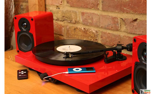 Pro-Ject Juke Box E Music Centre - 25wpc - Bluetooth