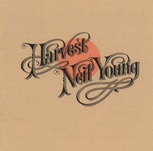 Neil Young - Harvest - 180g LP