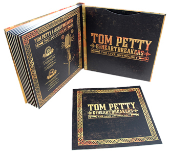 Tom Petty & The Heartbreakers - The Live Anthology -  7LP Box Set