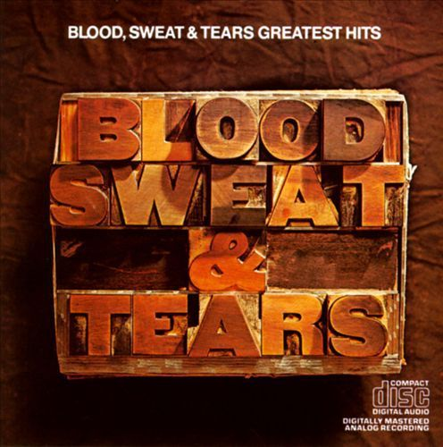 Blood, Sweat & Tears - Greatest Hits - SACD