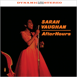 Sarah Vaughan -  After Hours - 180g LP