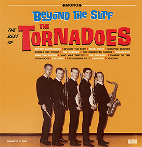 The Tornadoes - Beyond The Surf: The Best of The Tornadoes   - 150g Mono