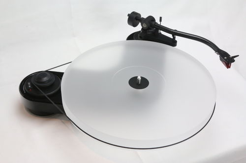 Pro-Ject Acrylic-IT RPM 1 Carbon Acrylic Platter Upgrade