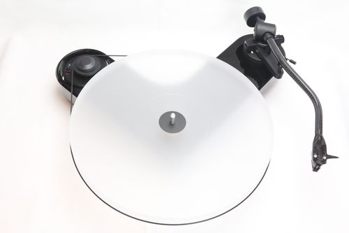 Pro-Ject Acrylic-IT RPM 3 Carbon Acrylic Platter Upgrade