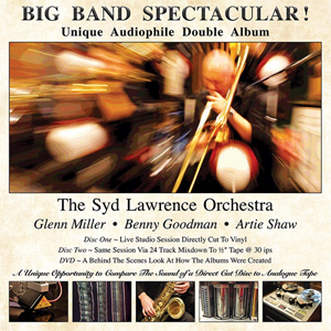 The Syd Lawrence Orchestra - Big Band Spectacular - CD