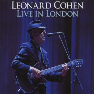 Leonard Cohen - Live In London - 180g  3LP