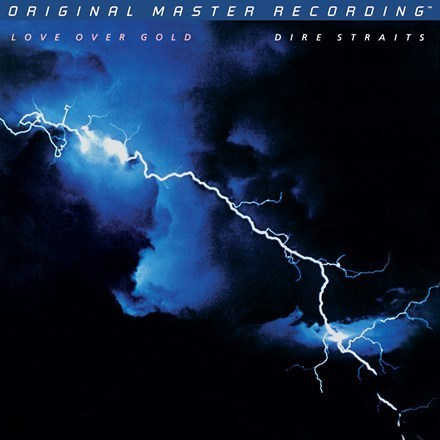Dire Straits - Love Over Gold - 45rpm 180g 2LP