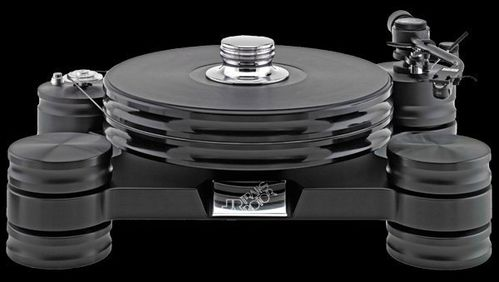 Transrotor Darkstar  Turntable Acrylic Dustcover  ( 500 x 375 x 275 mm )