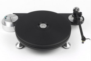 Michell Tecnodec Turntable Acrylic Dustcover  (  520 x 340 x 140 mm )