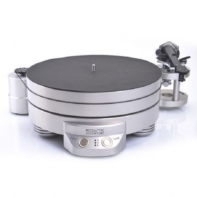 Acoustic Signature Challenger Mk3 Turntable Acrylic Dust Cover  ( 500 x 375 x 300 mm )