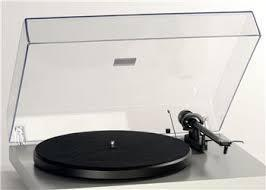 Pro-Ject Turntable Acrylic Dust Cover 450mm x 325mm x 83mm