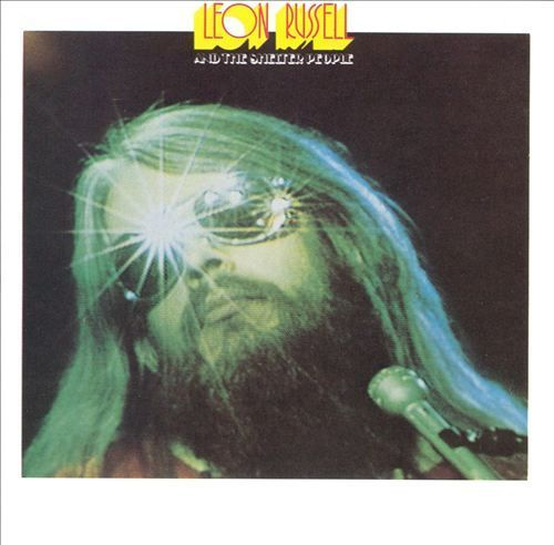 Leon Russell  - Leon Russell And The Shelter People - SACD