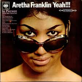 Aretha Franklin - Yeah!!! -  In Person with Her Quartet -  180g LP