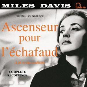 """Miles Davis - Ascenseur Pour L`Echafaud - 10"""" EP"""
