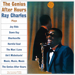 Ray Charles - The Genius After Hours - 180g LP Mono