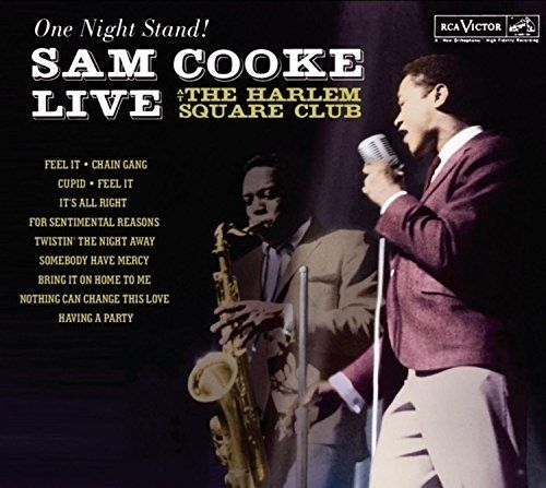 Sam Cooke - One Night Stand : Live at The Harlem Square Club - 180g LP