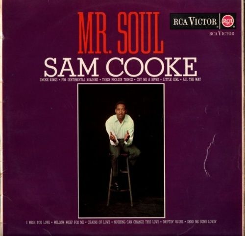 Sam Cooke - Mr. Soul - 180g LP