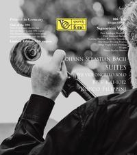 Rocco Filippini - Bach : Suites - 180g LP