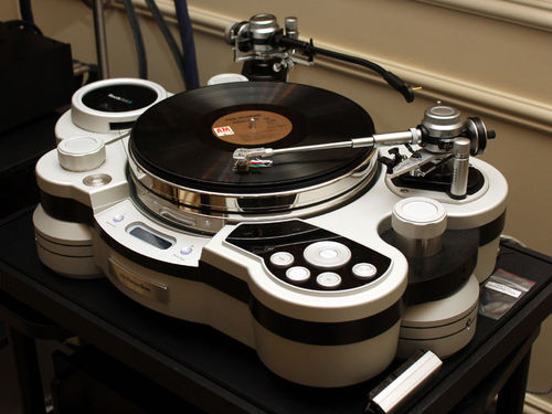 TechDAS Air Force One Turntable