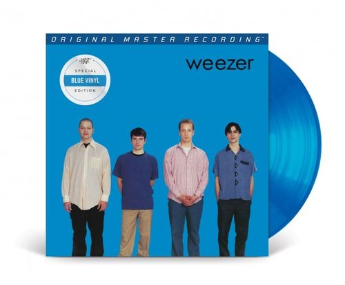 Weezer - Weezer ( Blue Album ) - 180g LP Blue Ltd Edition