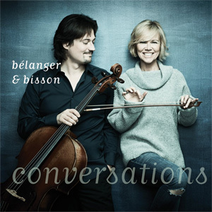 Anne Bisson & Vincent Belanger - Conversations - 180g LP