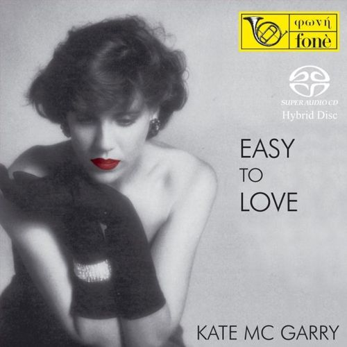 Kate McGarry - Easy To Love - SACD