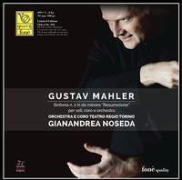 Mahler - Symphony No. 2 : Gianandrea Noseda : Orchestra E Coro Teatro Regio Tronia - 180g 2LP