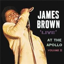 James Brown - Live At The Apollo Volume II  - 180g 3LP