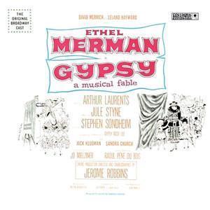 Gypsy - Jule Styne and Stephen Sondheim : Original Broadway Cast Recording - 180g LP