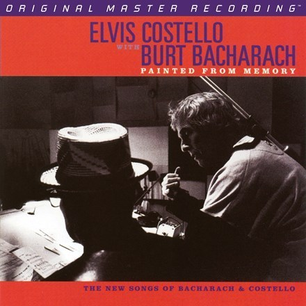 Elvis Costello and Burt Bacharach - Painted from Memory - 180g LP