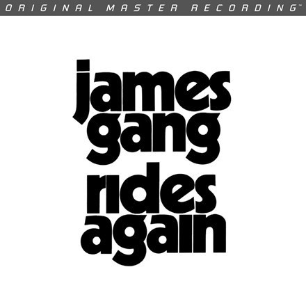 The James Gang - Rides Again - 180g LP
