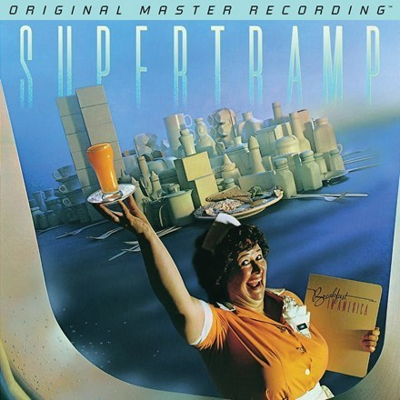 Supertramp - Breakfast In America - 180g LP