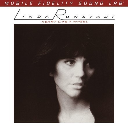 Linda Ronstadt - Heart Like A Wheel - SACD