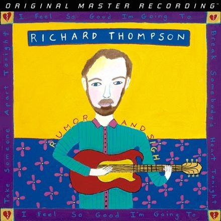 Richard Thompson - Rumor and Sigh -  SACD