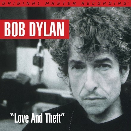 Bob Dylan - Love and Theft - SACD