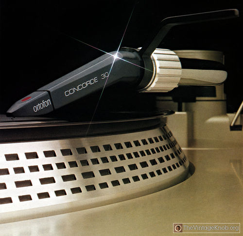 Ortofon Concorde 30 Moving Magnet Cartridge MM