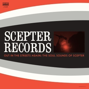 The Soul Sounds Of Scepter Records - Out In The Streets Again - 150g LP Mono